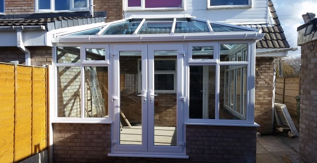 Conservatory Designs in Tullybannocher