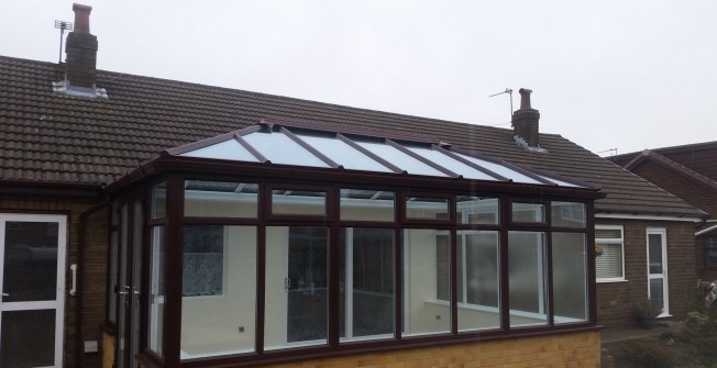 Orangery Experts in Renfrewshire